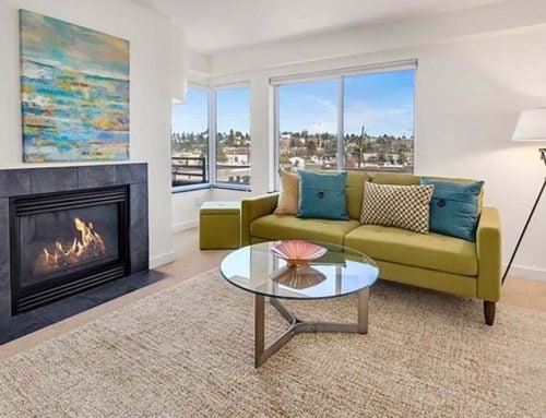 Residential Interior – Bellevue Condo 1